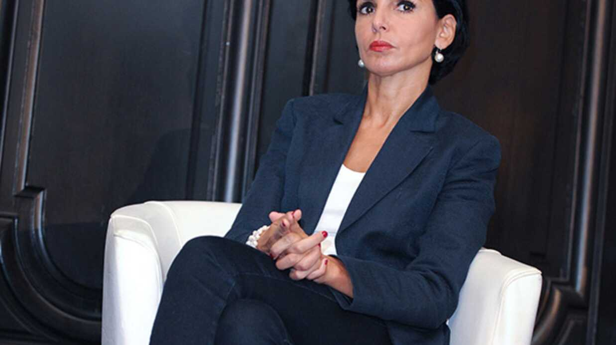 Rachida Dati défend la cause féministe… et Valérie Trierweiler