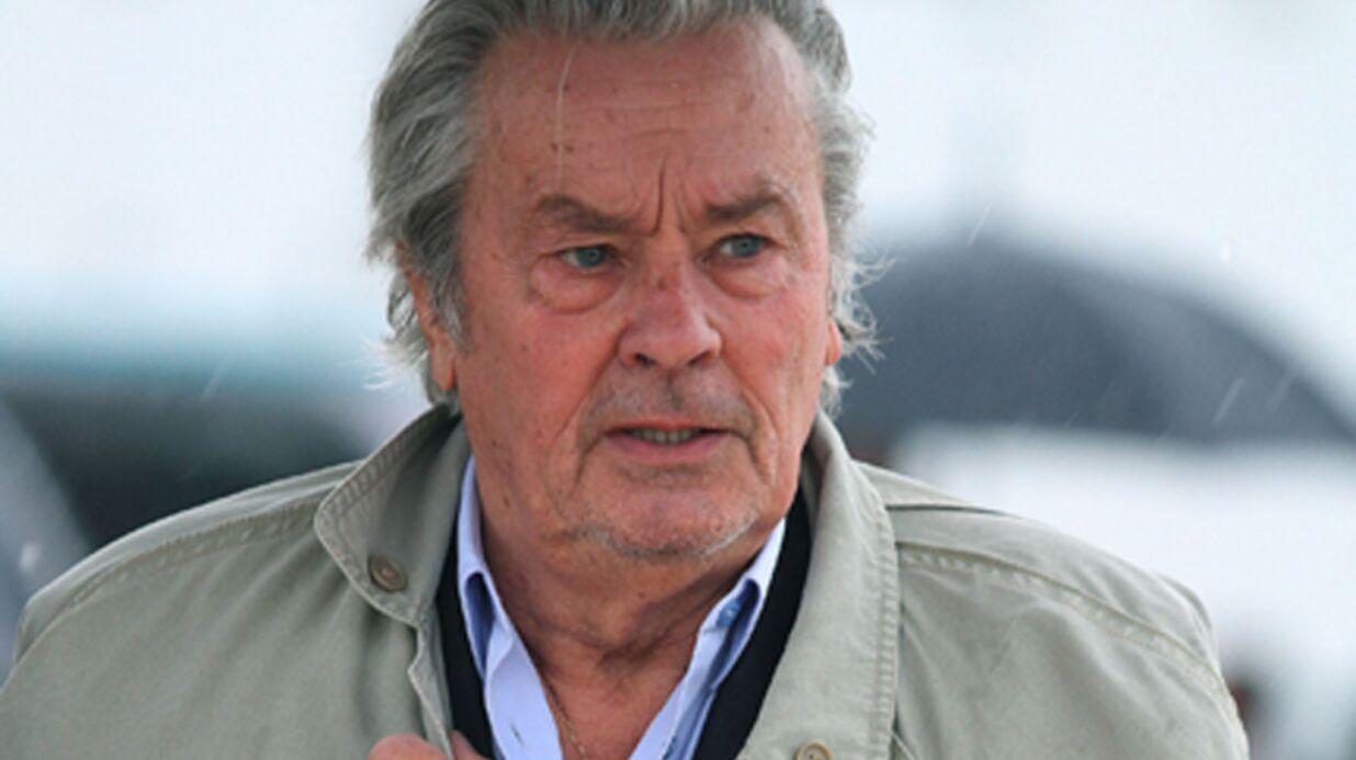 Charles Berling attaque Alain Delon pour son soutien au FN