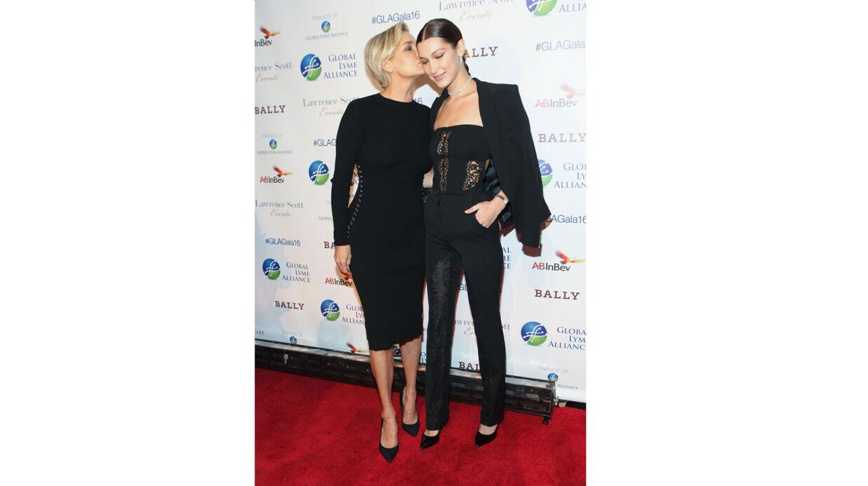 Bella Hadid: la maladie de Lyme la fait énormément souffrir
