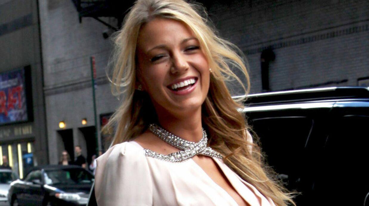 Blake Lively (Gossip Girl) voudrait avoir 30 enfants avec Ryan Reynolds