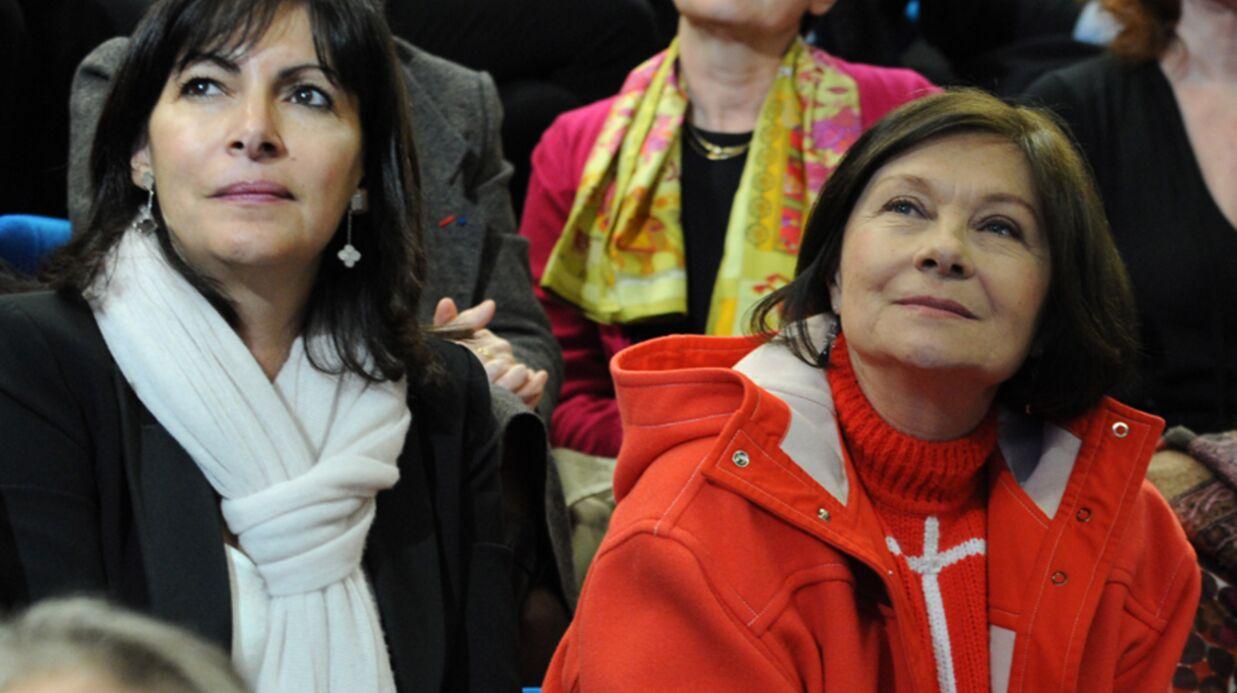 Macha Méril attaque Valérie Trierweiler et soutient Ségolène Royal