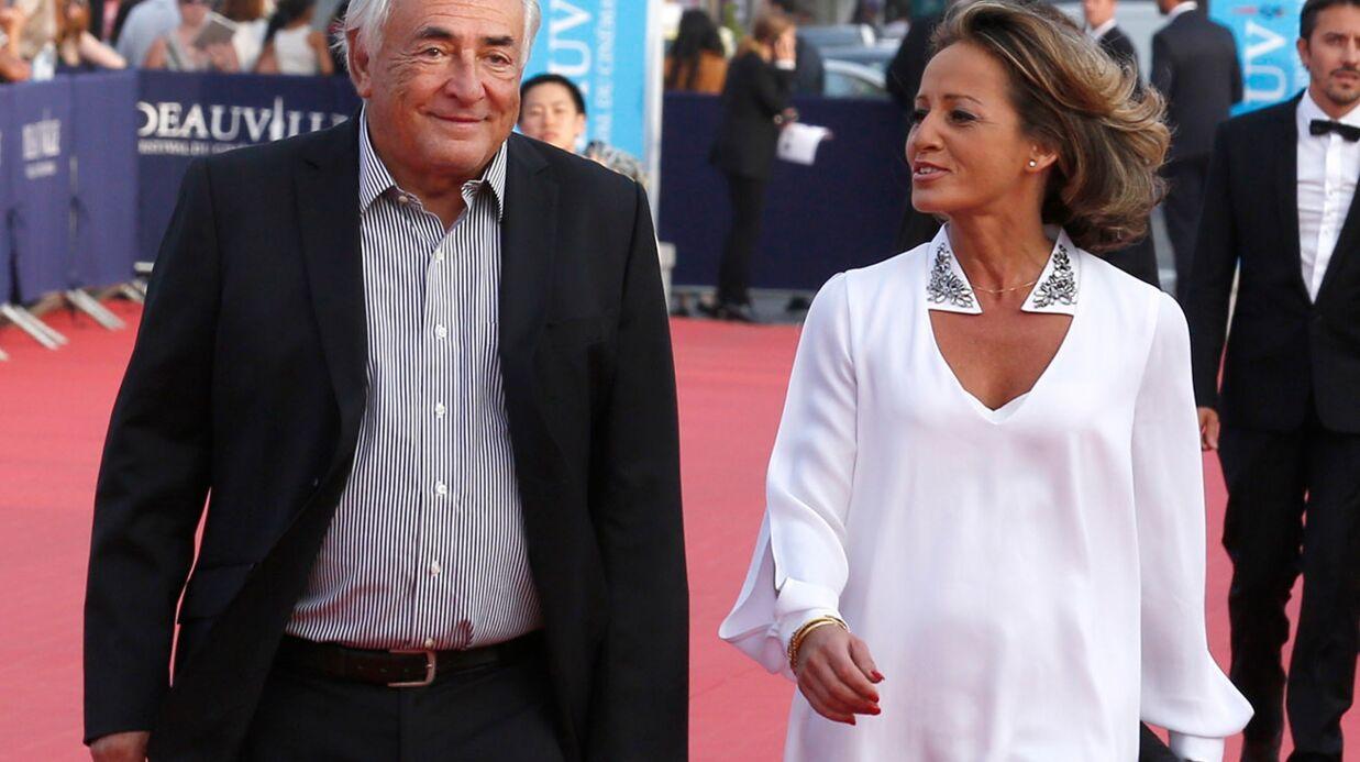 PHOTOS: DSK et Myriam L'Aouffir toujours amoureux au Festival de Deauville