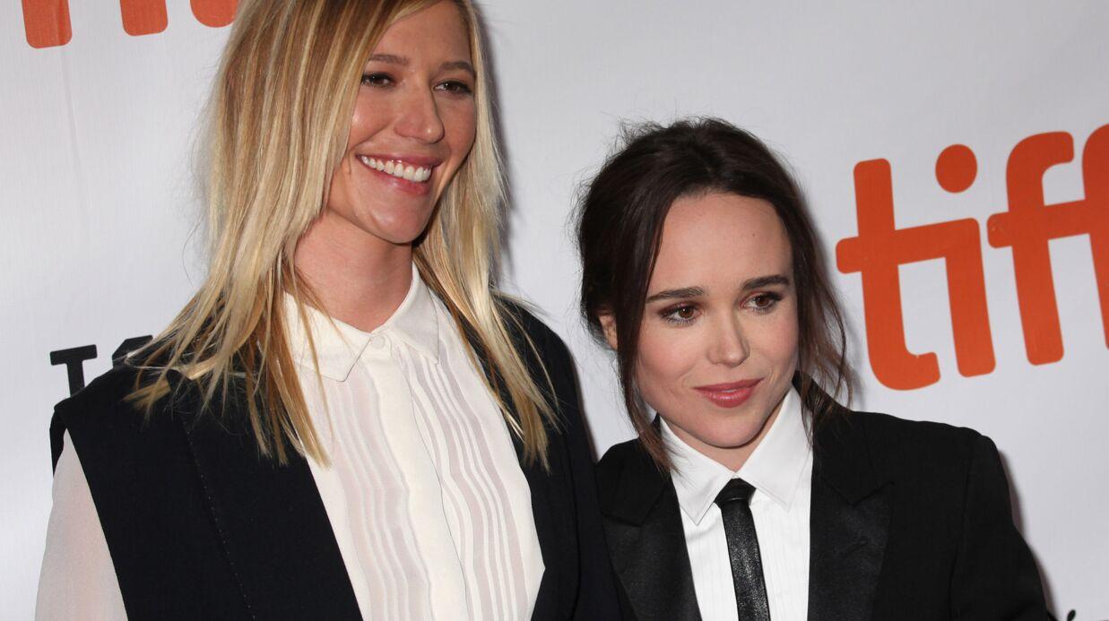 PHOTOS Ellen Page officialise avec sa compagne Samantha Thomas sur le tapis rouge
