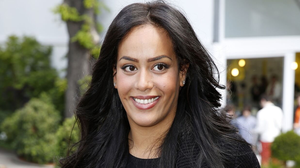 PHOTO Amel Bent : ses tendres retrou­vailles avec son mari