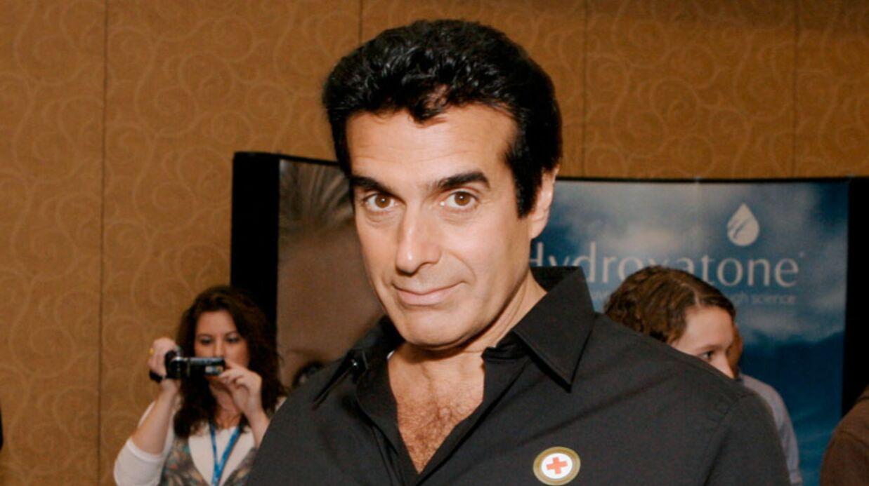 David Copperfield: papa…depuis seize mois déjà!