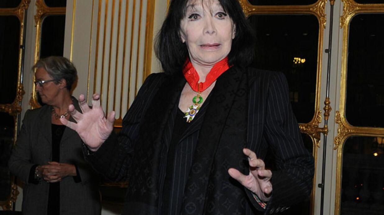 Juliette Gréco s'est remise de ses ennuis de santé