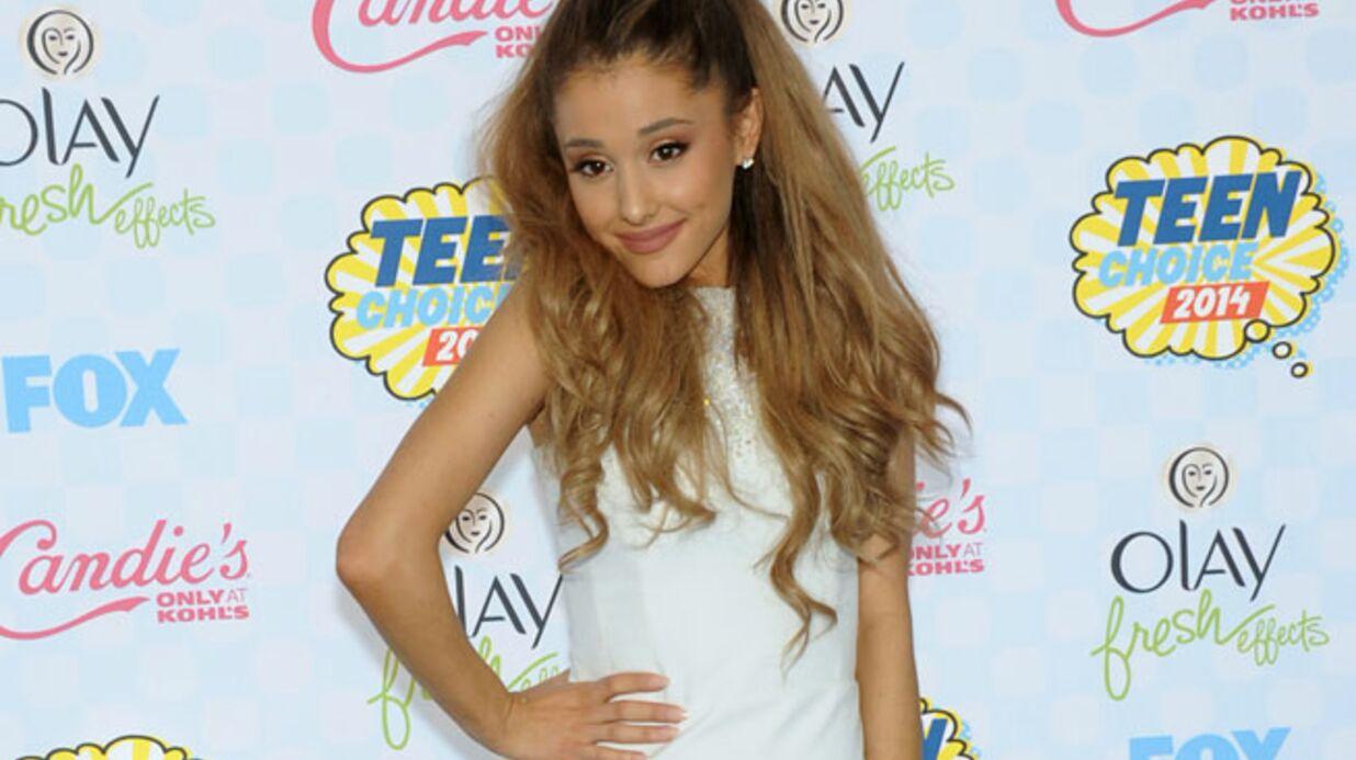Ariana Grande avoue avoir été une petite fille très bizarre