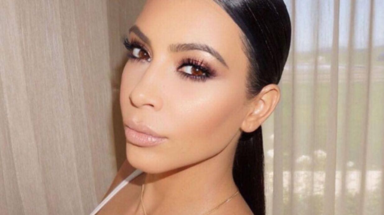Kim Kardashian: découvrez son (énorme) budget maquillage