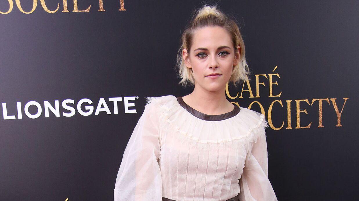 Kristen Stewart confie qu'elle a traversé une longue période de stress durant Twilight