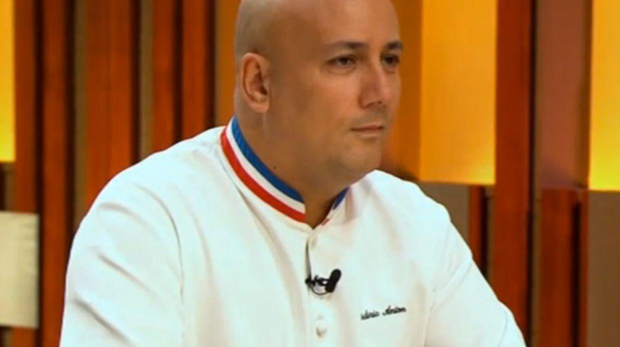 Frédéric Anton (MasterChef) choqué par l'agression d'un apprenti dans ses cuisines