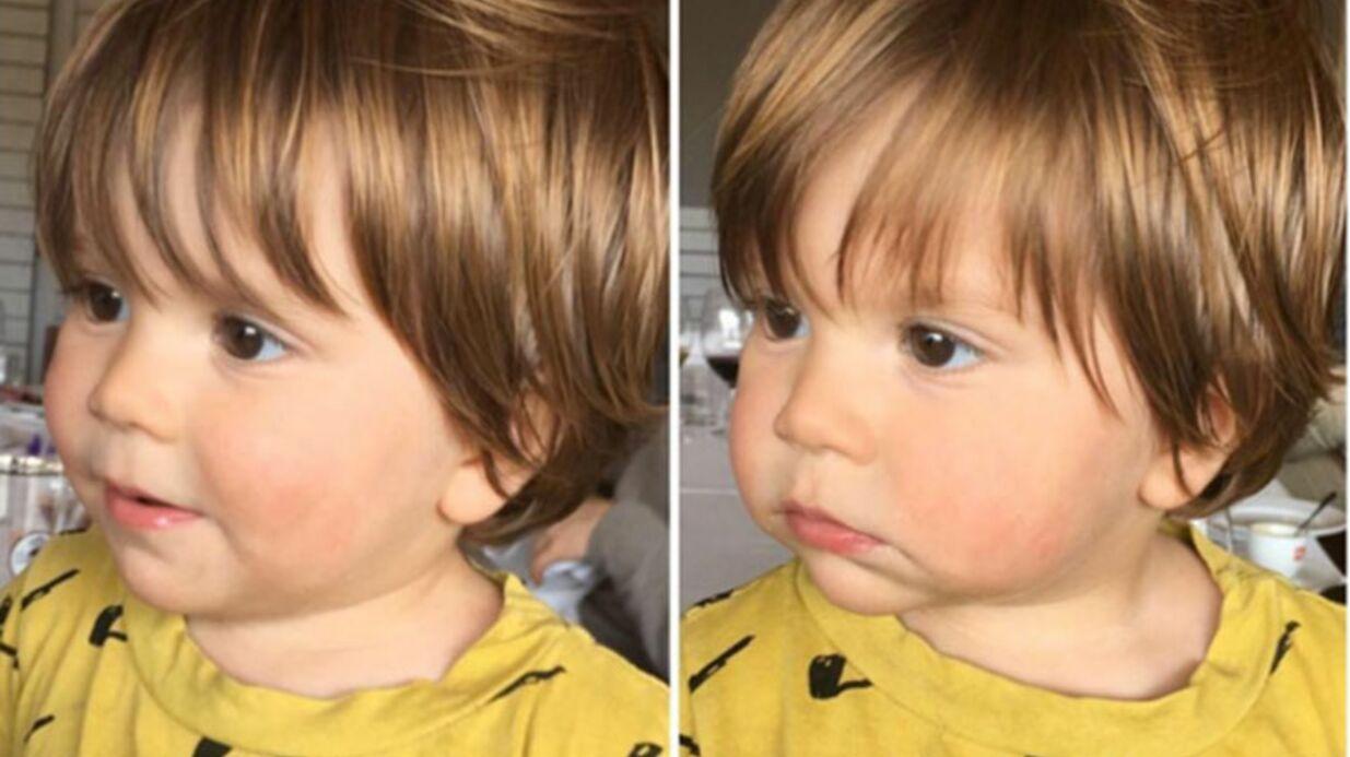 PHOTO L'instant mignon: Shakira initie son fils à la guitare