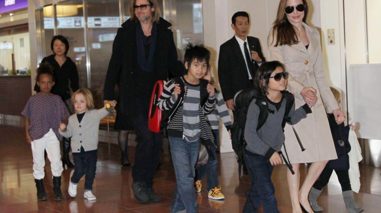 Angelina Jolie raconte les petits secrets de ses enfants