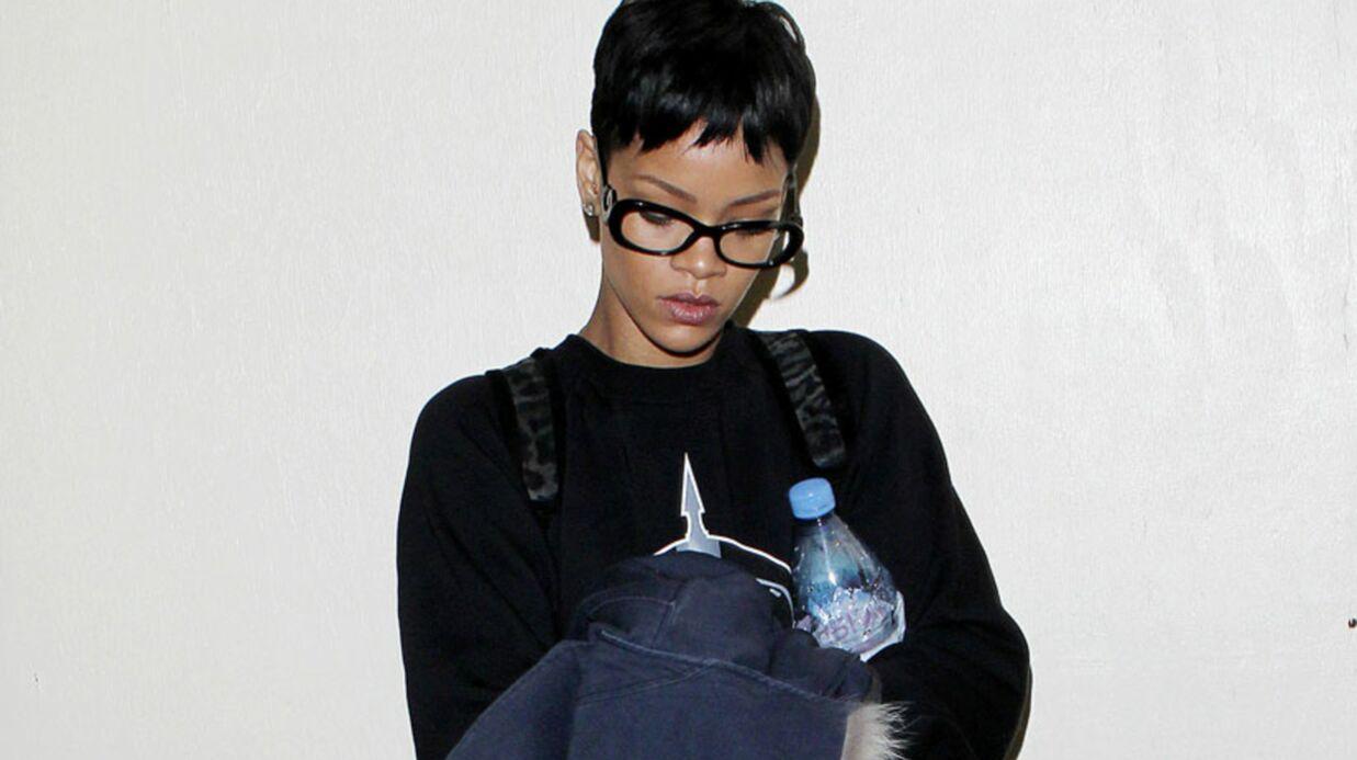 Rihanna: de nouveau fini avec Chris Brown?