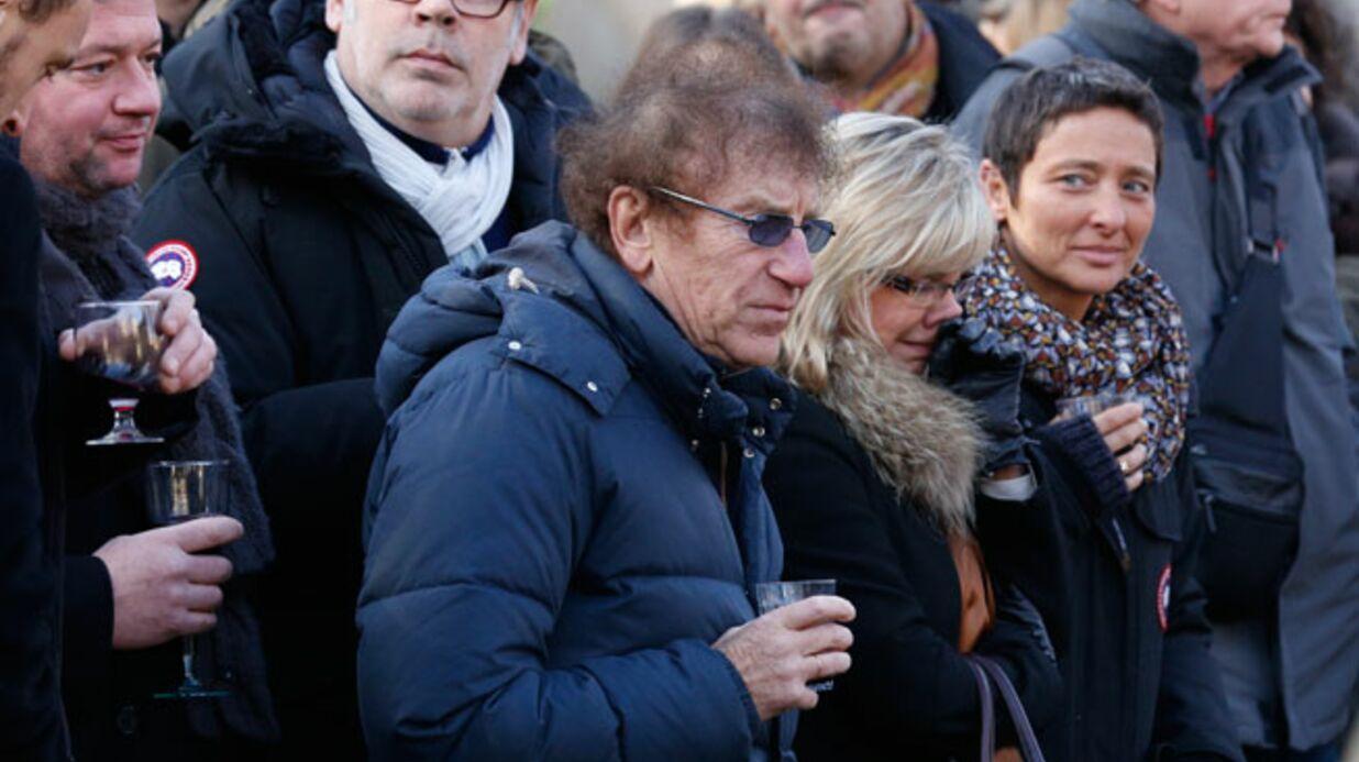 PHOTOS Obsèques de Jean-Louis Foulquier: l'adieu des chanteurs français