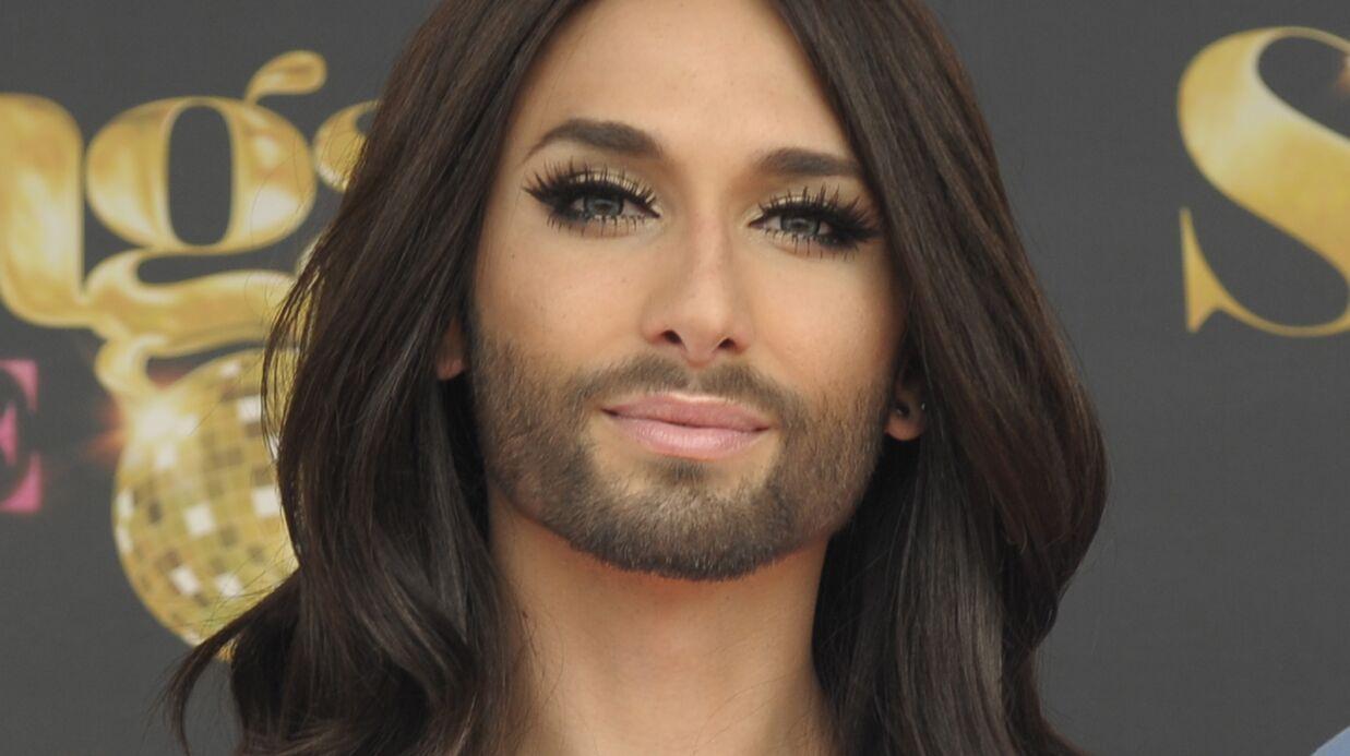 Conchita Wurst ne se voit pas finir en «vieille drag queen»