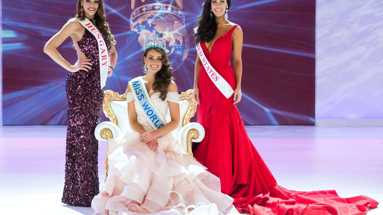 PHOTOS Découvrez le visage de Rolene Strauss, Miss Monde 2015