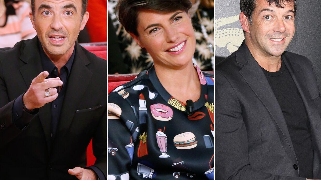 DIAPO Qui sont les 10 présentateurs télé préférés des Français?