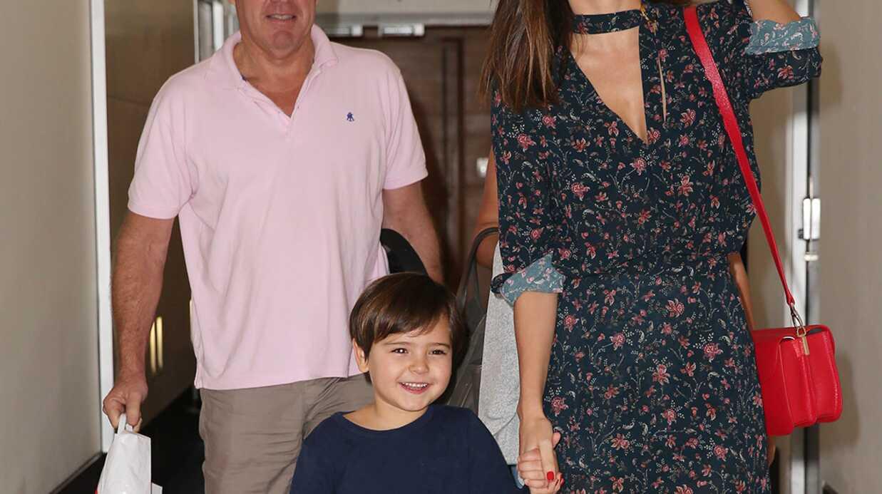 PHOTOS Flynn, le petit garçon de Miranda Kerr et Orlando Bloom, a tellement grandi!