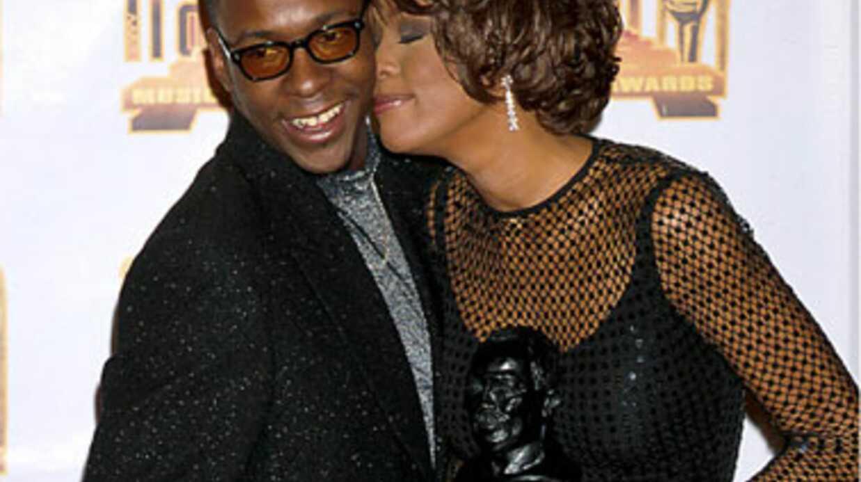 L'ex-mari de Whitney Houston, Bobby Brown, interdit de funérailles