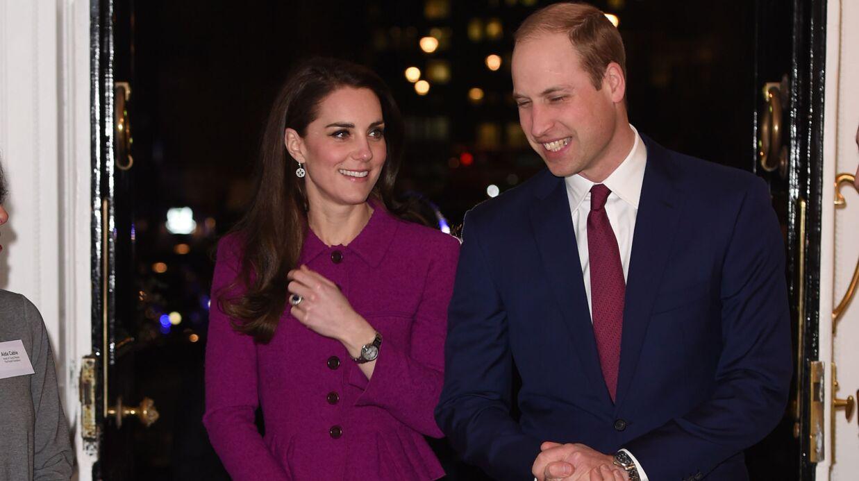 Voilà pourquoi Kate Middleton et le prince William ne se tiennent jamais par la main