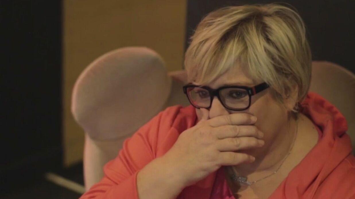 Au bord des larmes, Laurence Boccolini raconte pourquoi elle n'est jamais allée sur la tombe de ses parents