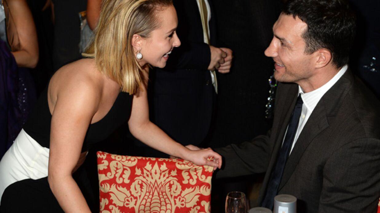 Exception chez les stars, Hayden Panettiere a payé sa robe pour les Golden Globes