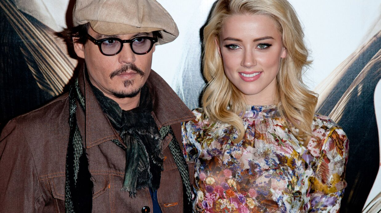 Johnny Depp et Amber Heard: ça sent les fiançailles