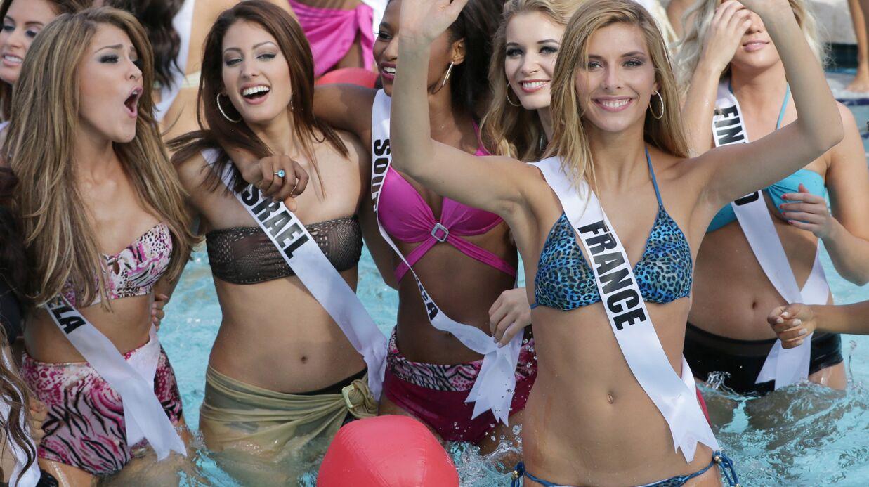 PHOTOS Miss Univers: Camille Cerf et d'autres prétendantes en maillot de bain