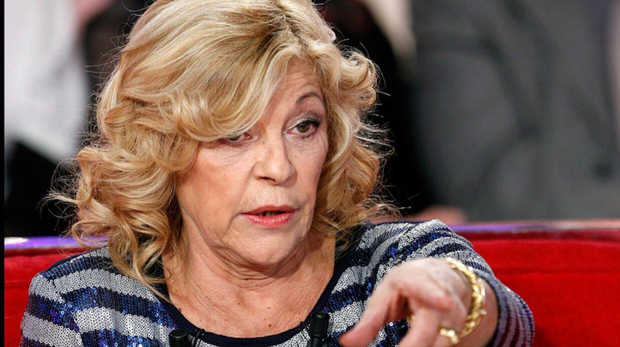 Nicoletta victime d'un vol dans un casino