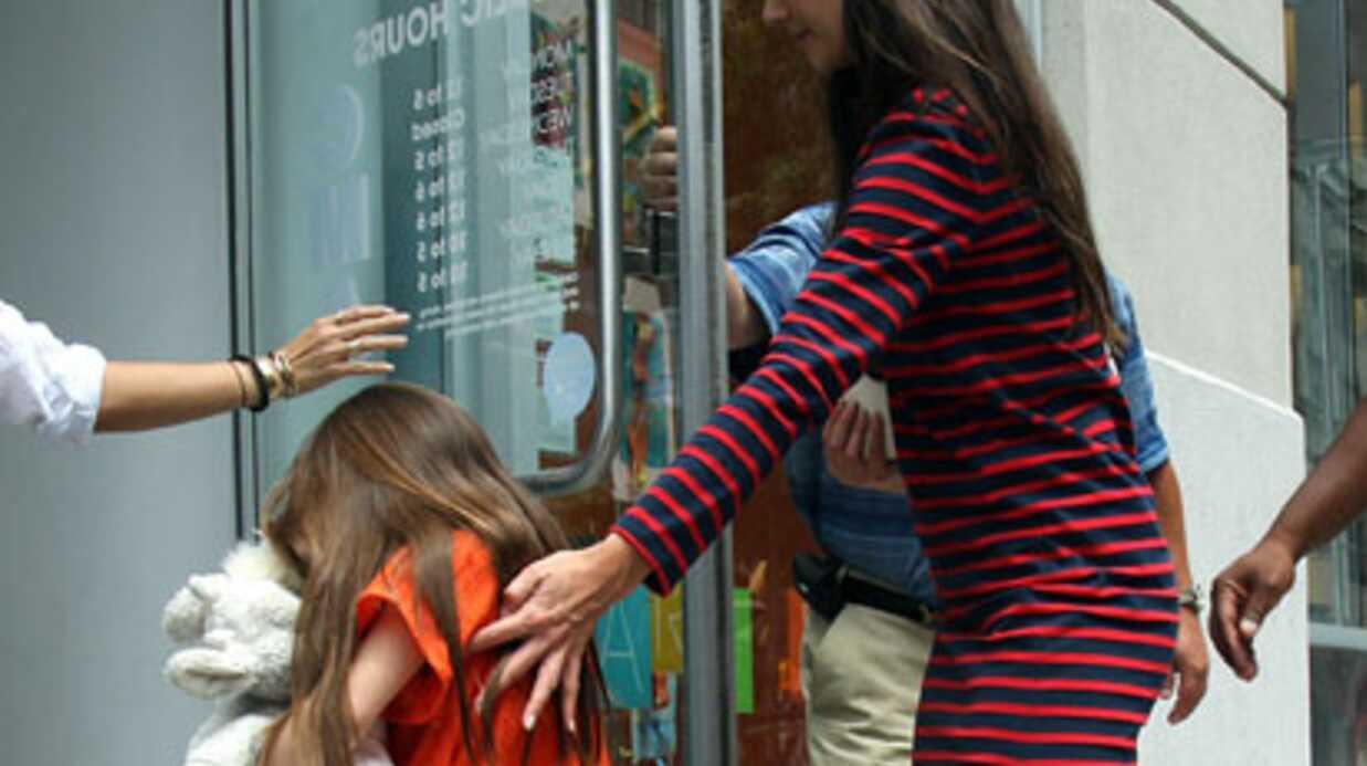 Katie Holmes: Suri inscrite dans une école catholique?