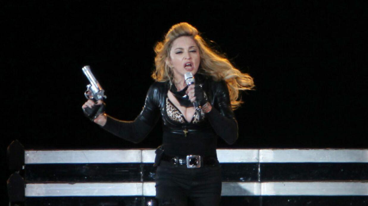 Madonna: Marine Le Pen porte plainte
