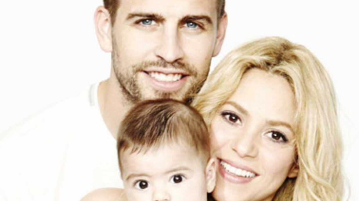 PHOTOS La famille Shakira part en vacances