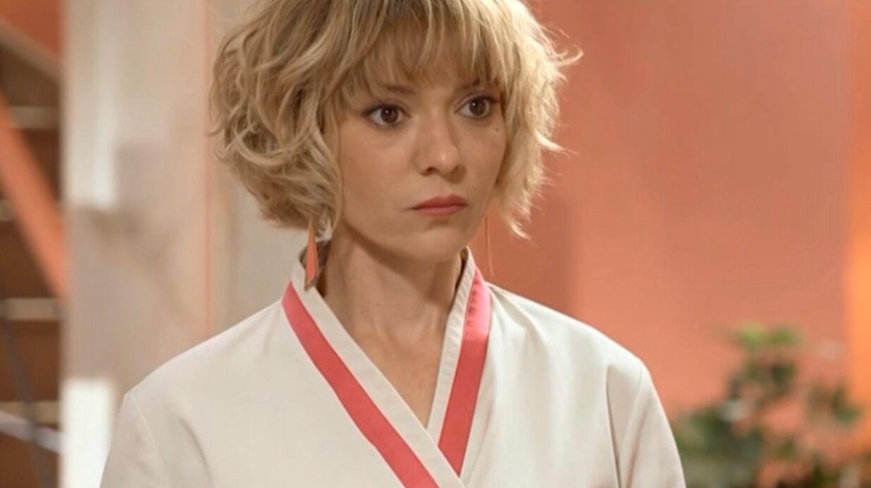 Céline Vitcoq (Plus belle la vie) n'est pas fan du roman érotique sur son personnage, Wendy