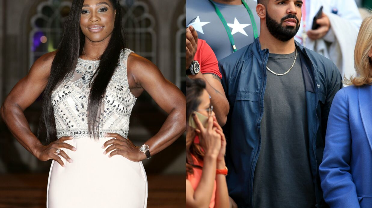 Serena Williams clarifie sa relation avec Drake