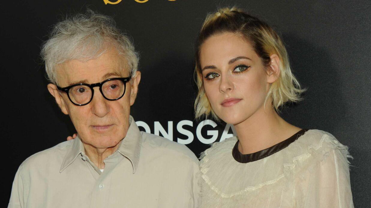 Kristen Stewart: Woody Allen la trouvait «horrible» sur le tournage de Café Society