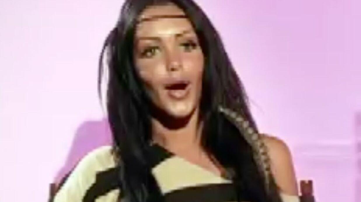 Nabilla (Les Anges de la téléréalité) a envie d'une relation lesbienne