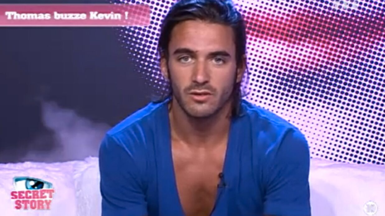 VIDEO Secret Story 6 : Thomas trouve le secret de Kevin