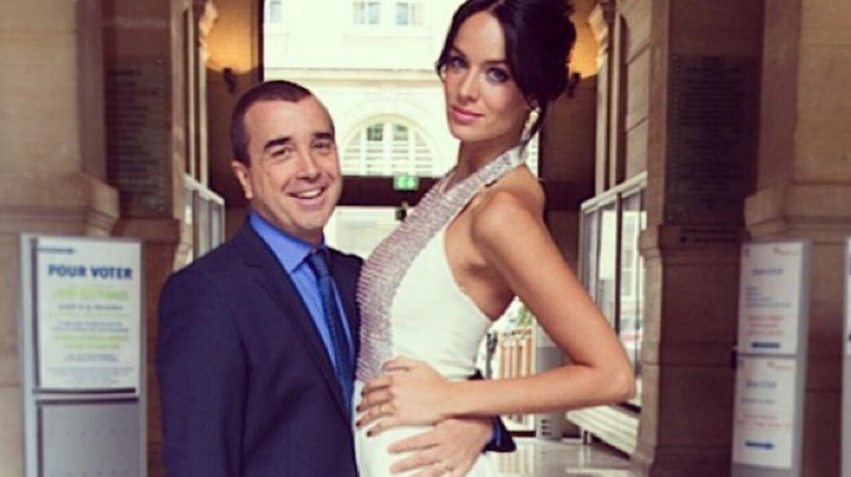 Jade Foret dévoile les photos intimes de son mariage avec Arnaud Lagardère