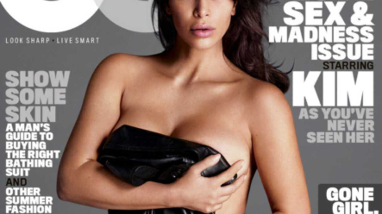 PHOTOS Kim Kardashian: nue pour GQ, elle s'offre un shooting sexy