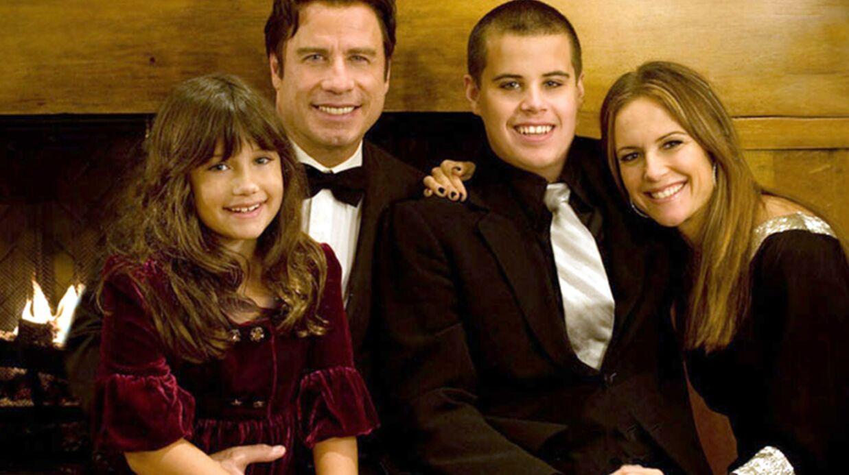 Comment la femme de John Travolta a surmonté la mort de son fils
