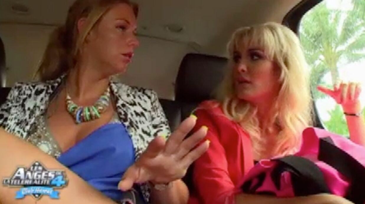 Les Anges de la téléréalité 4: Marie fiche en l'air sa séance photo