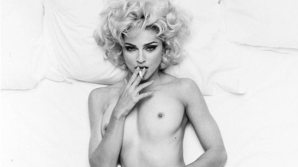 Une photo de Madonna nue vendue 18 000 euros