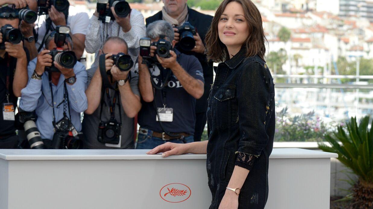 DIAPO Cannes 2016: Marion Cotillard illumine la Croisette pour le photocall de «Mal de pierres»