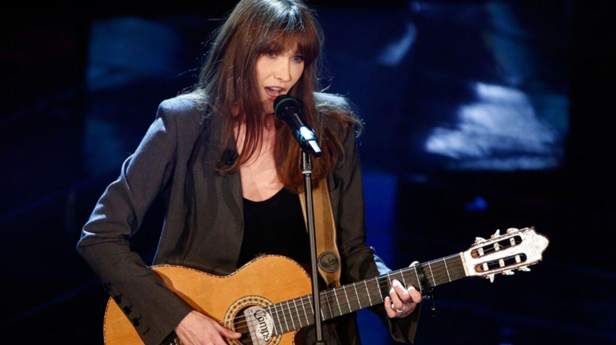 Carla Bruni s'en prend-elle à François Hollande dans sa chanson «le pingouin»?