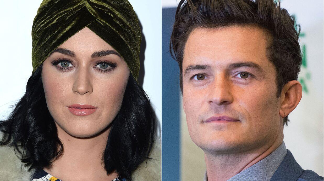 Katy Perry a rencontré la maman d'Orlando Bloom