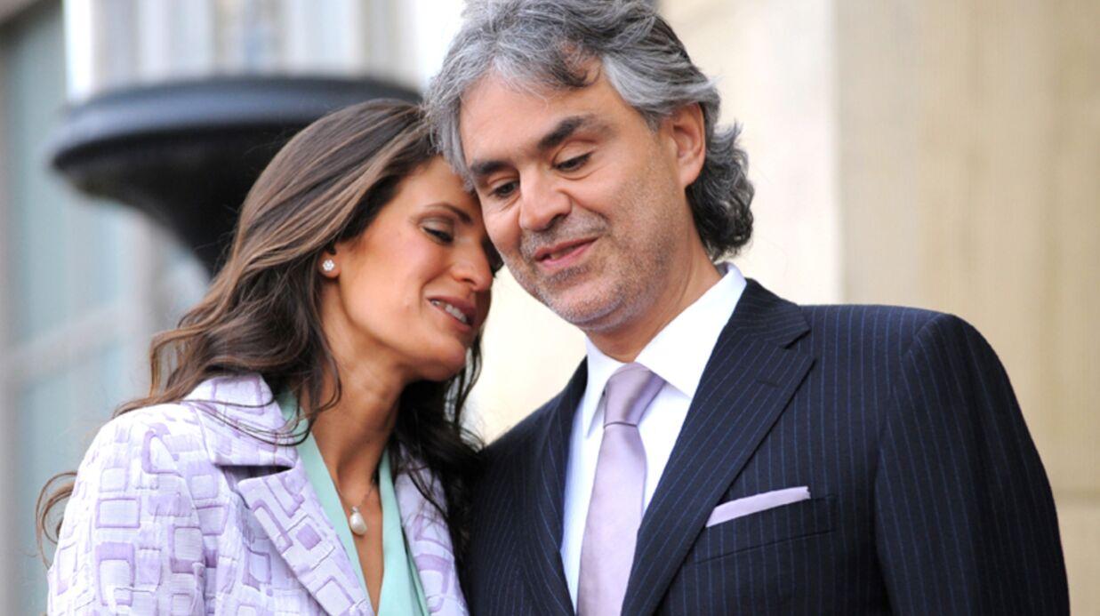 Andrea Bocelli bientôt papa d'une petite fille