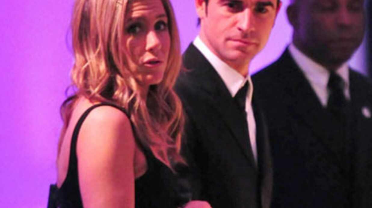 Jennifer Aniston a mis les choses au clair avec l'ex de Justin Theroux