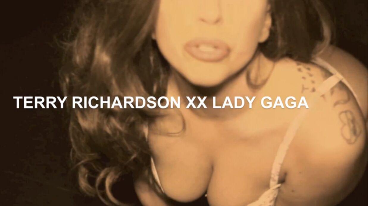 VIDEO Lady Gaga fessée par des filles en sous-vêtements