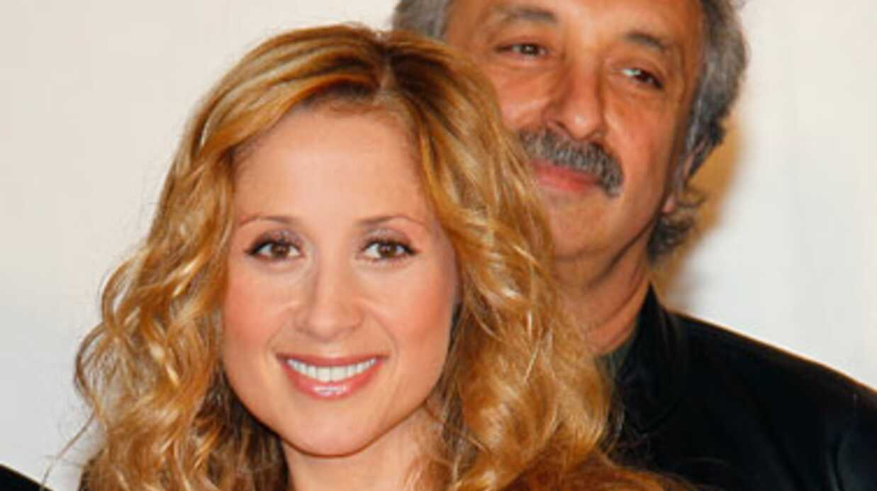 Lara Fabian annonce sa rupture avec Gérard Pullicino