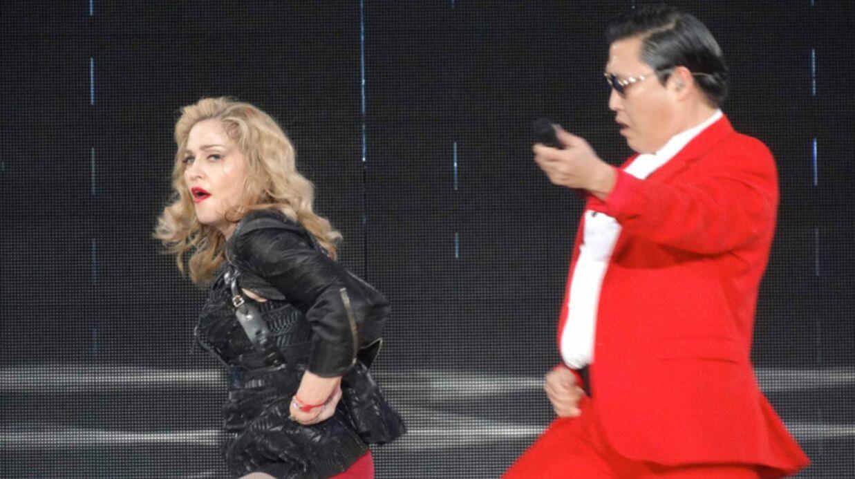 VIDEO Madonna Danse le Gangnam Style avec Psy